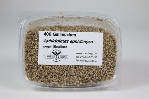 Gallmücken (Aphidoletes) 400 Stück