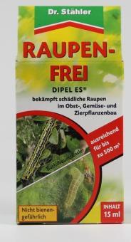 Dipel ES®  Raupenfrei 15 ml gegen Buchsbaumzünsler u. a.