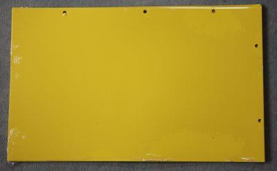 Gelbtafeln 10 Stück (24,5 x 40 cm)