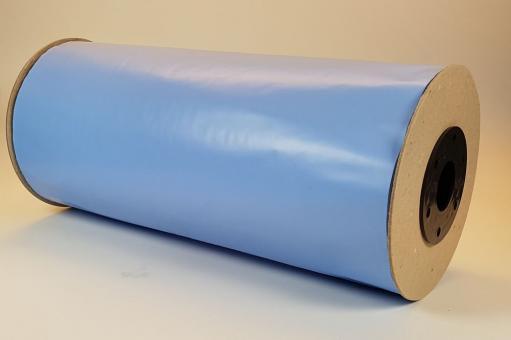 Rollfolie blau 30 cm x 100 m