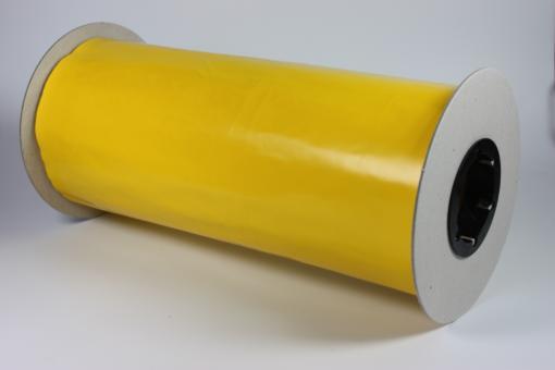 Rollfolie gelb 30 cm x 100 m
